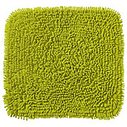 WC Vorleger Lilly, ohne Schnitt - Grün, KONVENTIONELL, Textil (45/50cm) - OMBRA