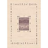 Webteppich Casa - Beige/Braun, KONVENTIONELL, Textil (120/170cm)