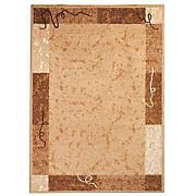 Webteppich Creme - Beige, KONVENTIONELL, Textil (60/110cm)