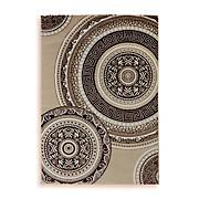 Webteppich Danilo,160x230cm - Beige, Textil (160/230cm) - OMBRA