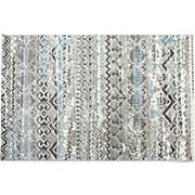 Webteppich Niels 160x230 cm - Blau, KONVENTIONELL, Textil (160/230cm) - JAMES WOOD