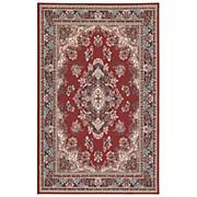 Webteppich Pierre - Rot, KONVENTIONELL, Textil (160/225cm)