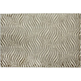 Webteppich Reana - Grau, KONVENTIONELL, Textil (120/170cm) - JAMES WOOD