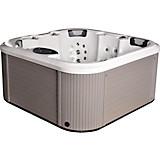 Whirlpool Ec1500 Florenz inkl.  Uv Desinfektion - Weiß/Grau, MODERN, Kunststoff (200/91/200cm)
