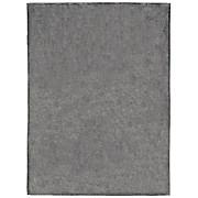 Wohndecke Alexia - Grau, KONVENTIONELL, Textil (150/200cm) - OMBRA