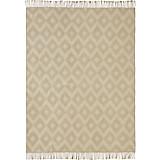 Wohndecke Daline - Braun, MODERN, Textil (130/170cm) - LUCA BESSONI