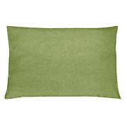 Zierkissen Anna - Grün, KONVENTIONELL, Textil (40/60cm) - OMBRA