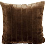 Zierkissen Emma - Braun, KONVENTIONELL, Textil (45/45cm) - OMBRA