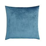 Zierkissen Laila - Blau, KONVENTIONELL, Textil (45/45cm) - OMBRA